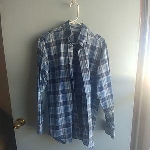 Wrangler 20x long sleeve shirt